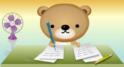 2016年考研英语小作文写作模板:建议信