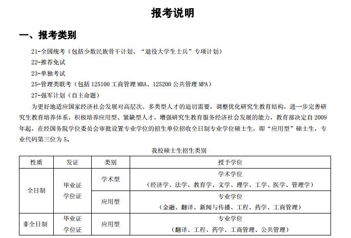 电子科技大学2018年硕士研究生招生简章
