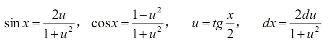 2020考研数学高数基础知识点:三角函数的有理式积分
